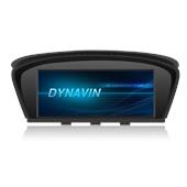 Штатное головное устройство Dynavin для BMW 5 серии E60/E61/E62 2003-2009, BMW 6 cерии E63/E64 2004-2009, BMW E90/E91/E92 2006-2009 с IDRIVE