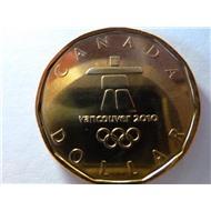 """Олимпийский доллар 2010год. """" Ванкувер"""""""