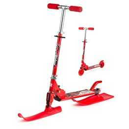 Самокат с лыжами и колесами Small Rider Combo Runner (2 в 1)