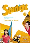 starlight     6 кл.  teacher's book - книга для учителя