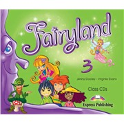 fairyland 3 class cd - диски для занятий в классе(set of 3)