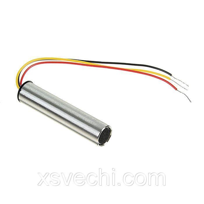 Микрофон активный Шорох-9, металлический корпус, дальность 10 м