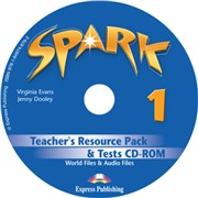 Spark 1 - Teacher's Resource Pack & Tests CD-ROM