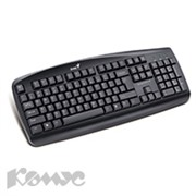 Клавиатура Genius KB-110 USB, black, color box