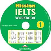 mission ielts 1  workbook - рабочая тетрадь cd