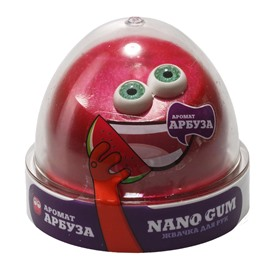 """NanoGum Жвачка для рук NanoGum """"Арбузи"""". С ароматом арбуза"""