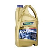 Трансмиссионное масло RAVENOL -  SU5 ATF Fluid, АКПП (4л)