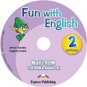 fun with english 2 multi-rom