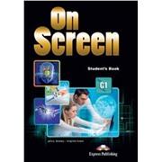 On screen С1 student's book -  учебник