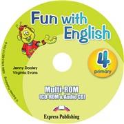 fun with english 4 multi-rom