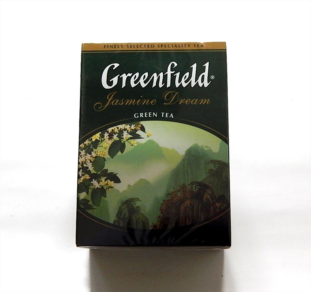 Байховый чай гринфилд