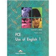 fce use of english. teacher's book