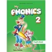 My phonics 2 student's book - учебник