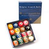 """Комплект шаров 57.2 мм """"Super Aramith TV"""", интернет-магазин товаров для бильярда Play-billiard.ru"""