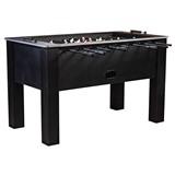 Настольный футбол (кикер) «Bavaria» (146 х 81 х 88 см, черный), интернет-магазин товаров для бильярда Play-billiard.ru