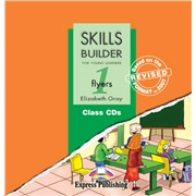 skills builder flyers 1 class audio cds. (set of 2). (revised format 2007)(2008)