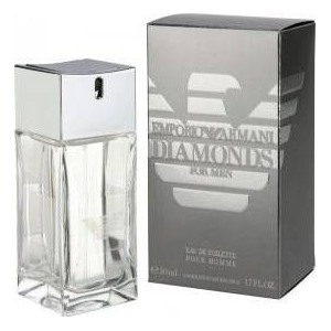 Giorgio Armani Туалетная вода Emporio Armani Diamonds for Men 100 ml (м)