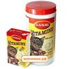 """Витамины Sanal """"Vitamine"""" для кошек (100таб) SC3000"""
