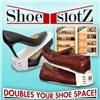Набор двойных подставок для обуви Double Shoe Racks 6 штук