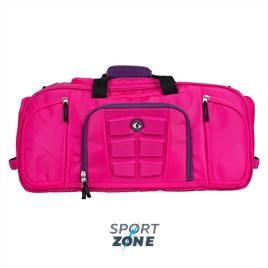 Спортивная сумка  BEAST DUFFLE розовый/фиолетовый