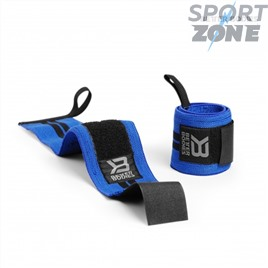 Напульсники Better Bodies Wrist Wrap 18, Strong Blue