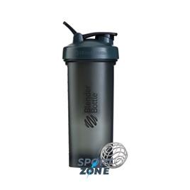 Шейкер для спортивного питания BlenderBottle Pro45, серый/черный