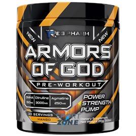 Reg Pharm Armors of God 261g Mango