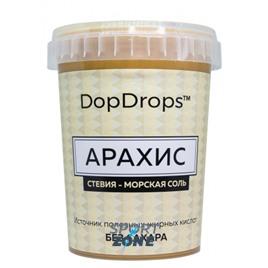 Паста DopDrops Арахис 1000г (морская соль, стевия)
