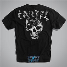 Мужская футболка US CARTEL BLACK UNCLE SAM