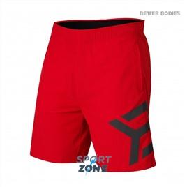 Шорты Better Bodies Hamilton Shorts, Bright Red
