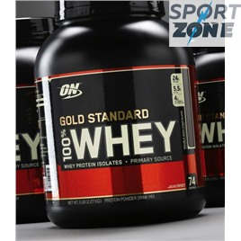 Протеин GOLD STANDARD  100% WHEY Optimum Nutrition, 2270г.