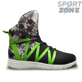 Кроссовки Heyday Palm/Black/Lime Super Freak Cardio High Top Sneaker
