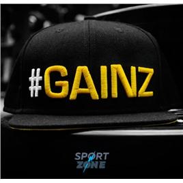 Бейсболка DEDICATED '#GAINZ'