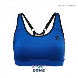Спортивный бюстгальтер Better Bodies Sports Bra, Strong Blue