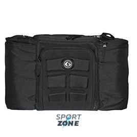 Спортивная сумка SIX PACK FITNESS (SPF) Beast Duffle Stealth (черный/черный) Съемная система контейнеров NEW!