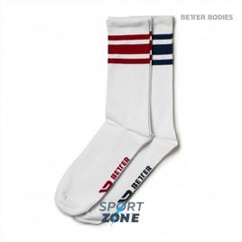 Носки Better Bodies Brooklyn Socks, Navy/Red
