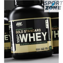 Протеин натуральный вкус NATURALLY FLAVORED  100% WHEY GOLD STANDARD Optimum Nutrition, 2180г.