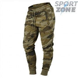 Брюки Better Bodies Jogger Sweat Pants, Green Camo