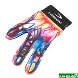 """Перчатка бильярдная """"Longoni Fancy Leonardo 3"""", интернет-магазин товаров для бильярда Play-billiard.ru"""