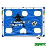 Разборные футбольные ворота с тренировочными сетками «Madcador 3 в 1» (сетка-мишень, сетка-отражатель), интернет-магазин товаров для бильярда Play-billiard.ru