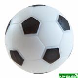 WBC Мяч для настольного футбола AE-01, текстурный пластик D 36 мм (черно-белый), интернет-магазин товаров для бильярда Play-billiard.ru