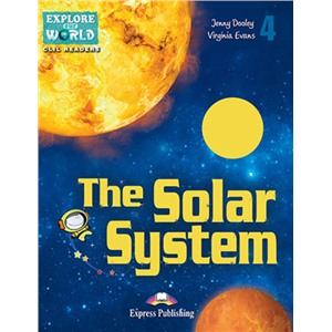 The solar system  (CLIL Reader + Cross-platform Application) by Jenny Dooley, Virginia Evans