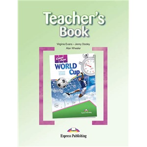 World Cup (Teacher's Book) - Книга для учителя