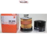 KNECHT-MAHLE фильтр масляный OC534