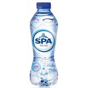 Упаковка минеральной воды SPA Reine 0,33 в пластике - 24 шт.
