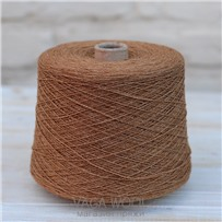 Пряжа Coast, Мускат 017, 350м в 50г, Knoll Yarns, Nutmeg