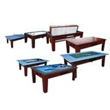 Игровой стол - многофункциональный «Dybior Mistral» (коричневый)