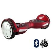 Гироскутер Hoverbot A5 красный матовый (Bluetooth-музыка + пульт + сумка)
