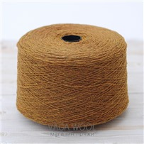 Пряжа Lambswool Мёд 339, 212м/50г., Knoll Yarns, Mead