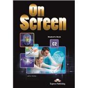 On screen С2 Student's book (+DigiBook app) - учебник с приложением Digibook